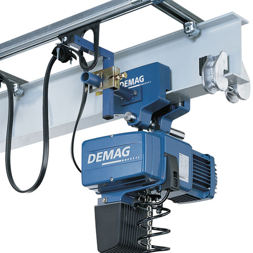 Electric chain hoist Demag
