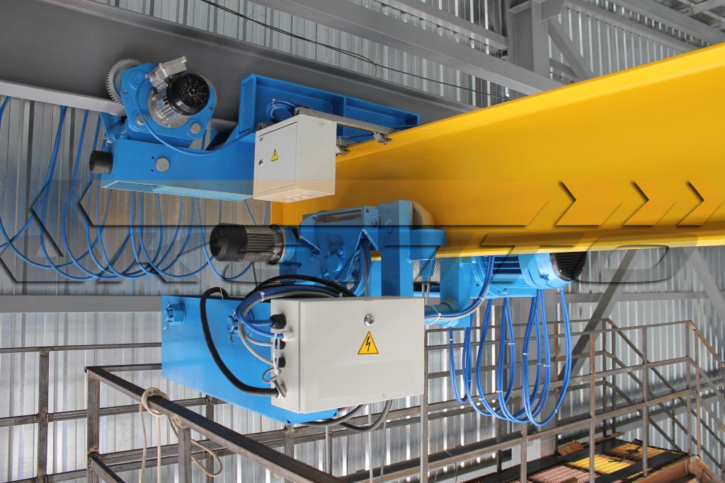 1-Кран мостовой подвесной однобалочный