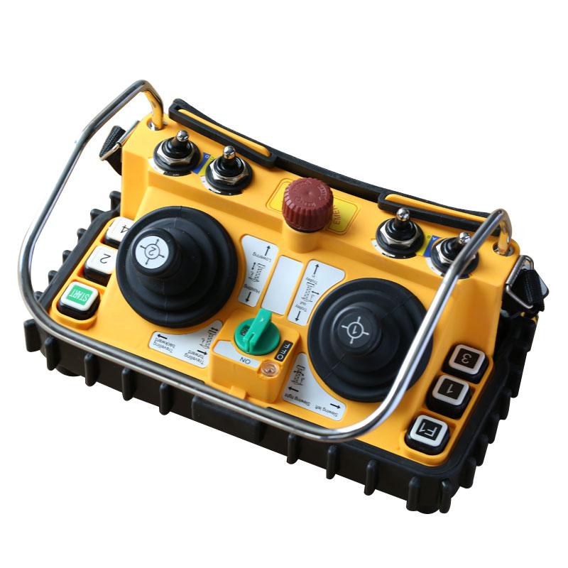 The 4-Foot Remote-Controlled Crane - Hammacher Schlemmer |Radio Controlled Cranes