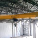 2-Кран мостовой однобалочный опорный односкоростной КМО-8,0-9,0-7,0-А5