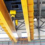 3-Мостовой кран КМ-50,0-12,5 г-п 50,0т+12,5т