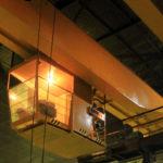 4-Кран мостовой литейный КМ-16,0-3,2 г-п 16,0+3,2т
