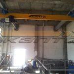 6-Изготовление и монтаж подкрановых путей и кранов