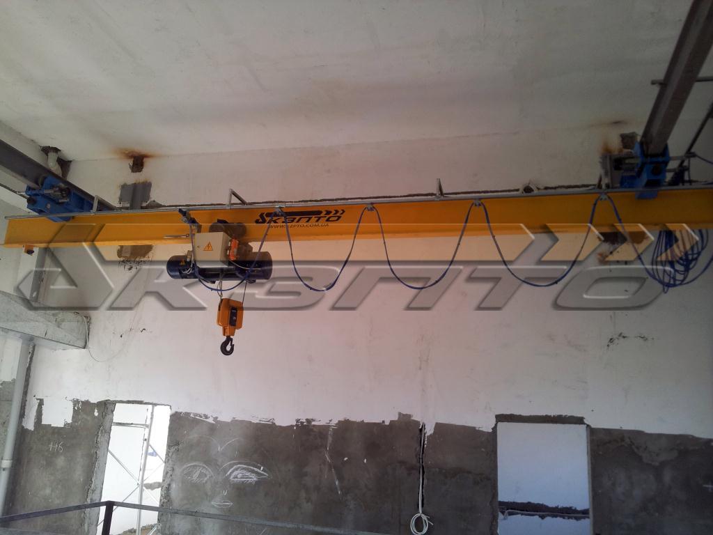 8-Изготовление и монтаж подкрановых путей и кранов