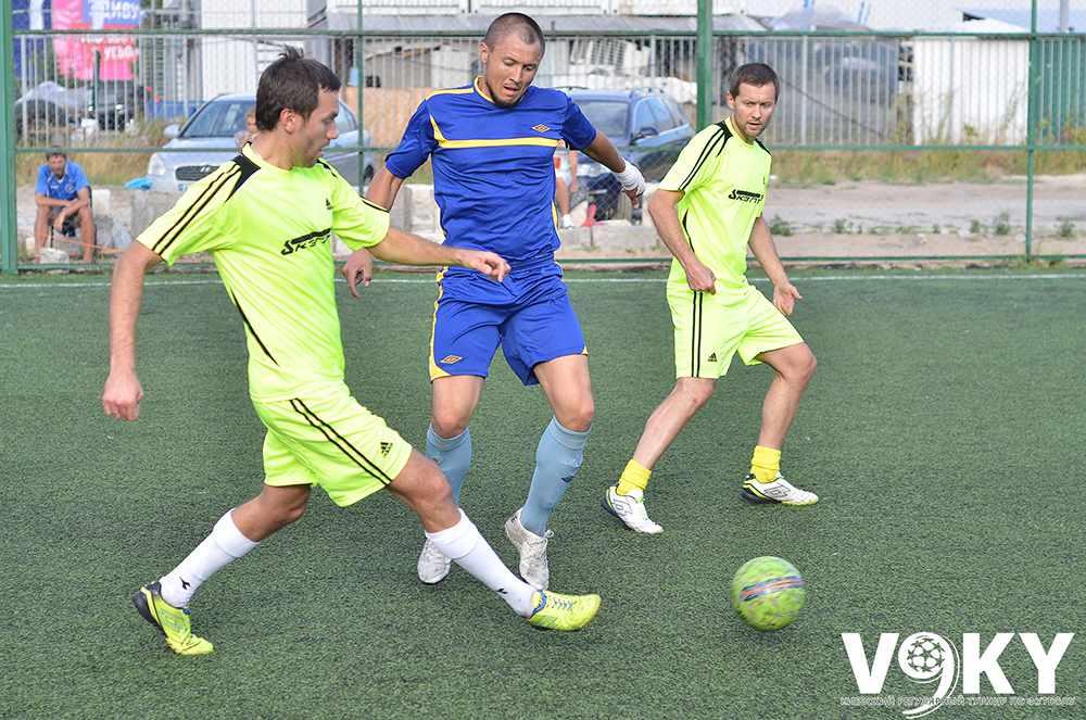 3-Высшая Лига сезон Весна-Лето 2016
