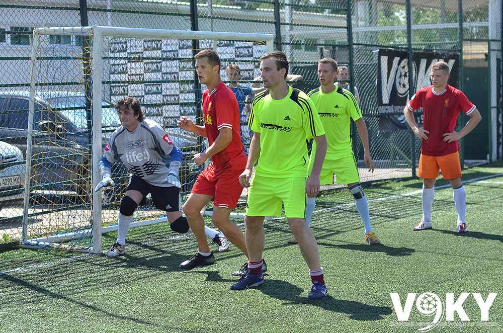 5-Высшая Лига сезон Весна-Лето 2016