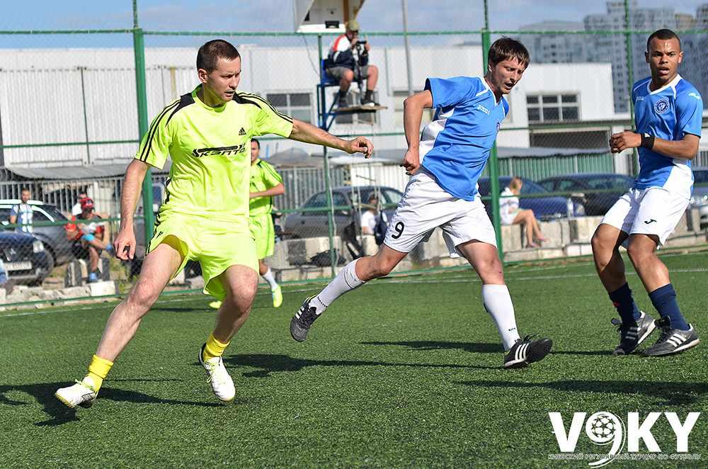 6-Высшая Лига сезон Весна-Лето 2016