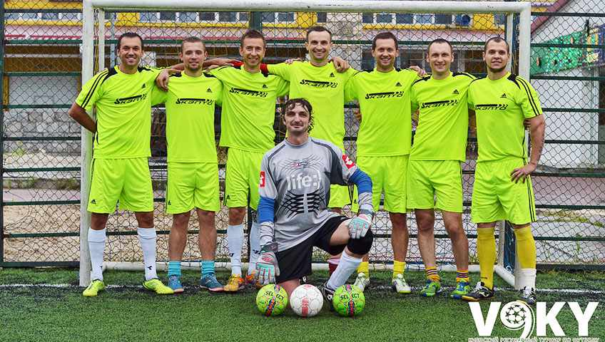 Футбольная команда «КЗПТО»