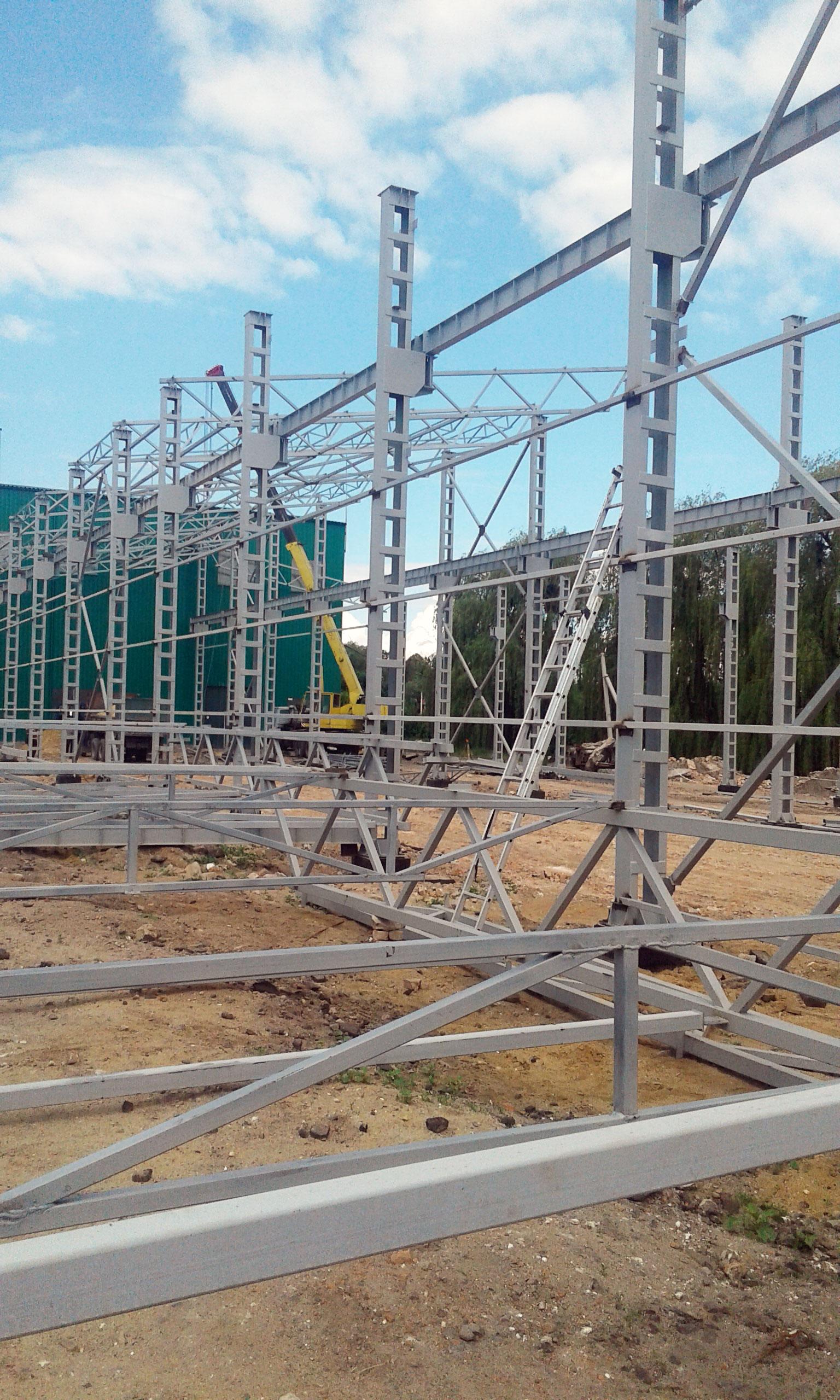 2-Строительство склада зерна
