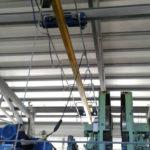 4-Кран мостовой подвесной