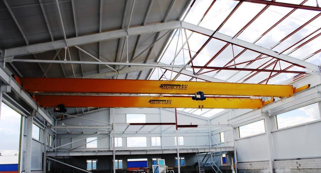 5-Опорные мостовые краны 5 тонн
