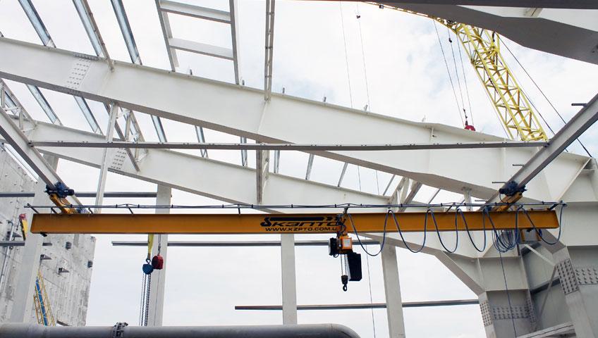 3-Кран мостовой электрический г/п 1,0 т