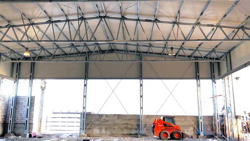 2-Подготовка к монтажу мостового крана